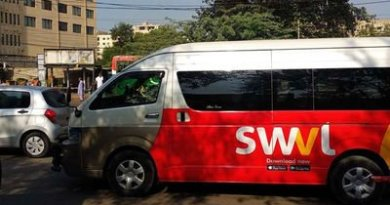 SWVL rides charges and destinations