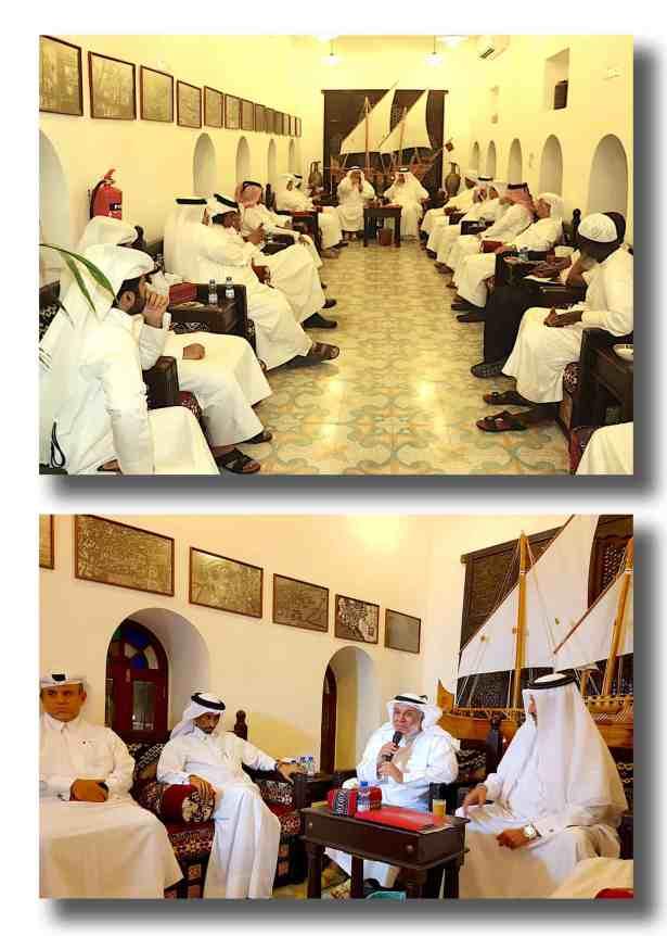 bfeaa43bb انطلاق الدرس الديني و القبقة الرمضانية في المجلس بالتعاون مع قطر الخيرية