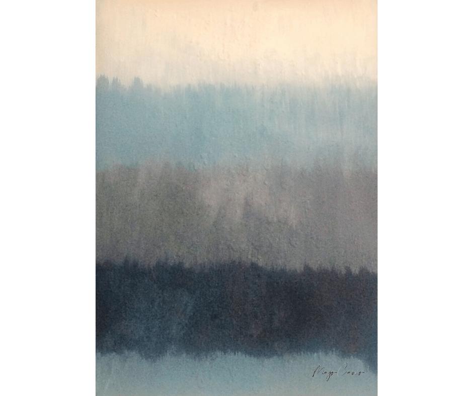 Asana cuadros majocanoart pintura expresionismo abstracto