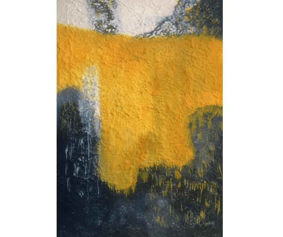 Impacto cuadros majocanoart pintura expresionismo abstracto