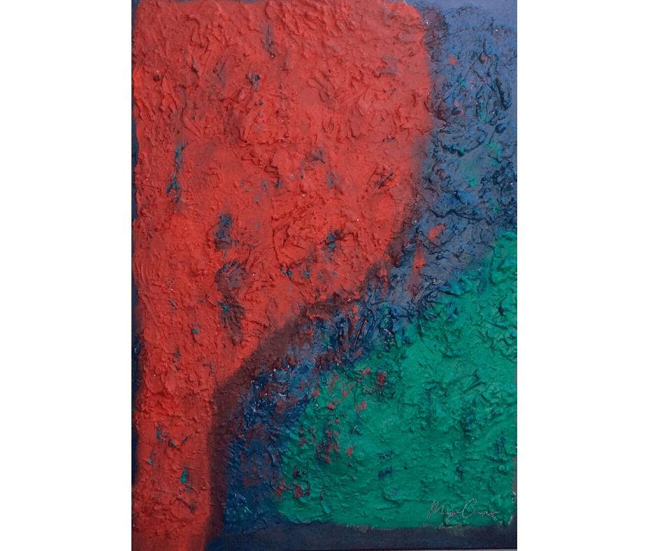 Compacto cuadros majocanoart pintura expresionismo abstracto