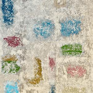 Efervescencia majocano art arte abstracto pintura expresionista abstract art maría josé cano