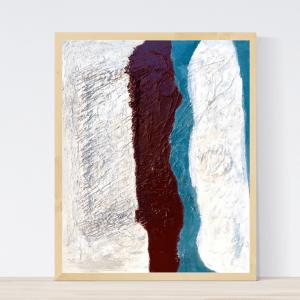 Meraki majocano art arte abstracto pintura expresionista abstract art maría josé cano