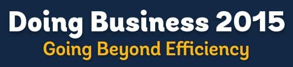 Classement Doing Business 2015