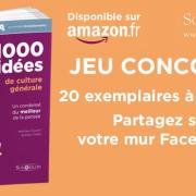 Jeu Concours Major-Prépa – Sonorilon : 20 «1000 idées de Culture Générale» à gagner