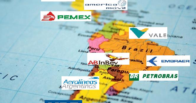 Les grandes entreprises latino-américaines