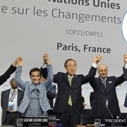 La place de la France dans les relations internationales en matière d'environnement depuis 1970