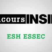 ESH ESSEC 2016 – Analyse du sujet