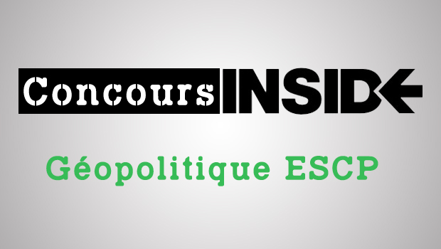 CONCOURS INSIDE_GéopoESCP