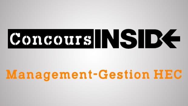 Management-Gestion HEC 2017 – Analyse du sujet
