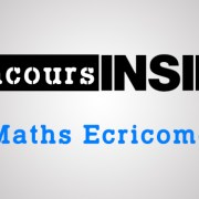 Maths Ecricome 2017 ECE – Sujet