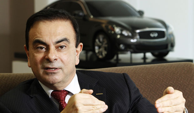 Nissan a nommé son ... directeur général en moins d'un an.