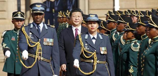 Nouvelle base chinoise au Djibouti : état des lieux et perspectives de la stratégie chinoise du collier de perles