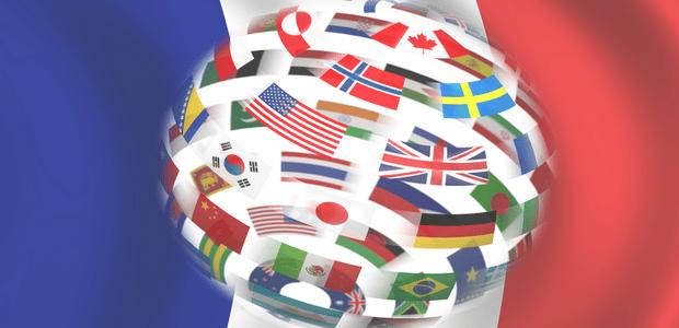 Copie de géopo : Présence et influence de la France dans le monde depuis les années 1990