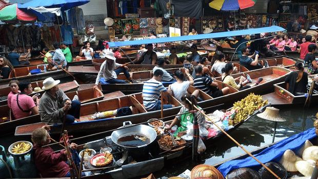 La Thaïlande, entre croissance économique et fragilité politique