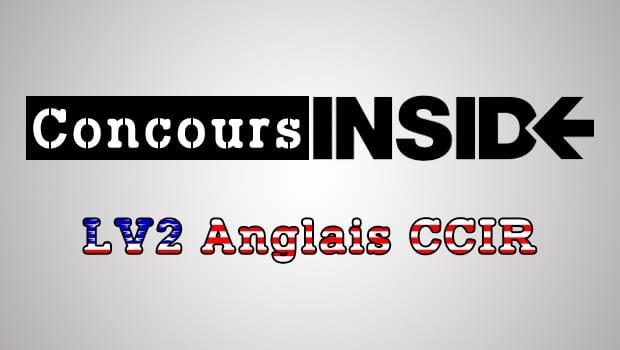 LV2 Anglais CCIP 2019 – Analyse du sujet