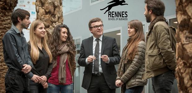 Interview d'Olivier Aptel, directeur général de Rennes School of Business