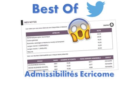 Best of Twitter – PLS à Ecricome