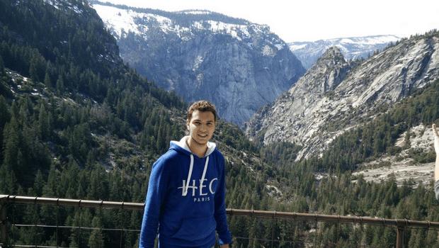 Interview de Mehdi, étudiant à HEC