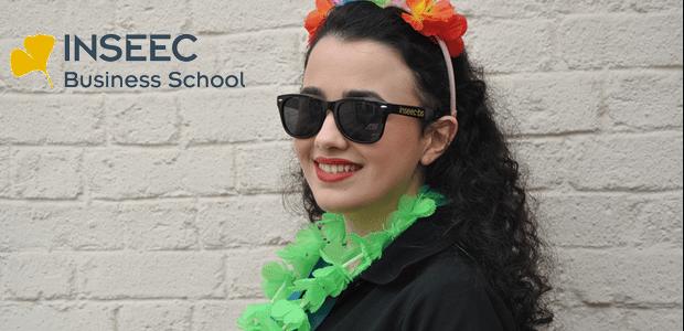 Interview de Meryl, étudiante à l'INSEEC