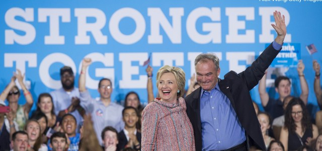 Elections américaines (4) — La stratégie d'Hillary Clinton : l'unité face à la division