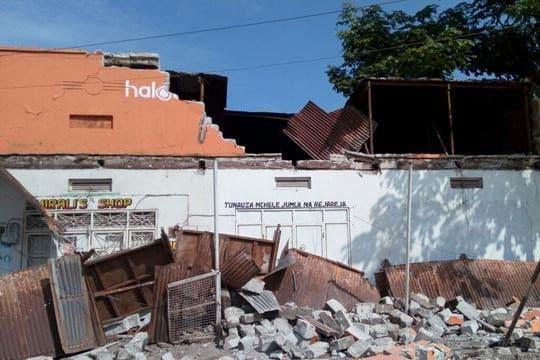 Dans quel pays un séisme de magnitude 5,7 a fait plus de 200 blessés et 13 morts ?