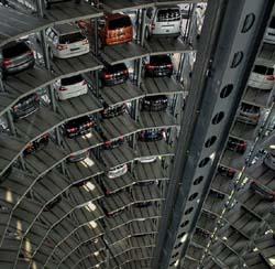 Quelle entreprise allemande a décidé le 20 octobre dernier d'un plan de restructuration économique ?