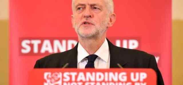 Who is Jeremy Corbyn?