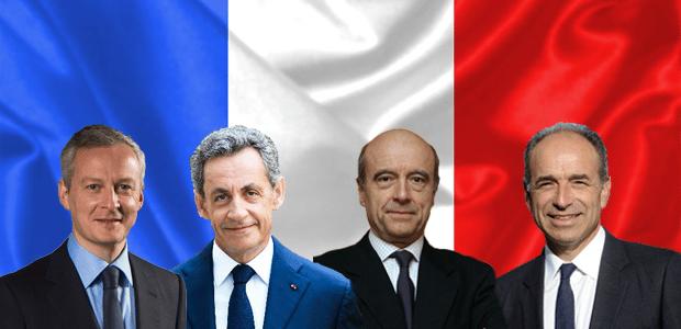 Comparatif des programmes des principaux candidats à la primaire de droite
