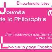 LIVE – Conférence d'Alain Finkielkraut