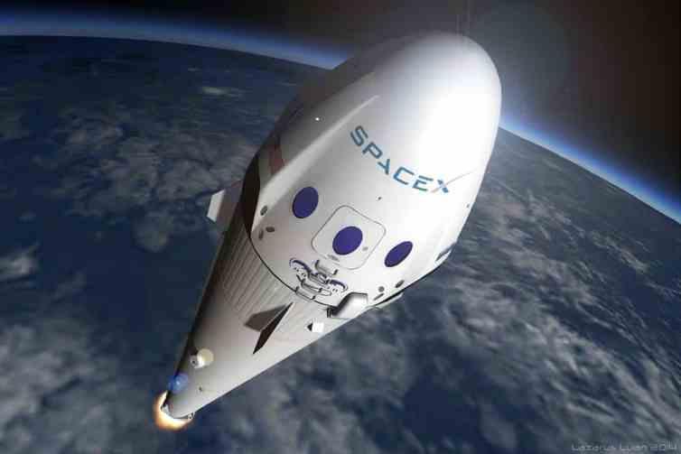 SpaceX prévoit une première mission touristique d'ici...