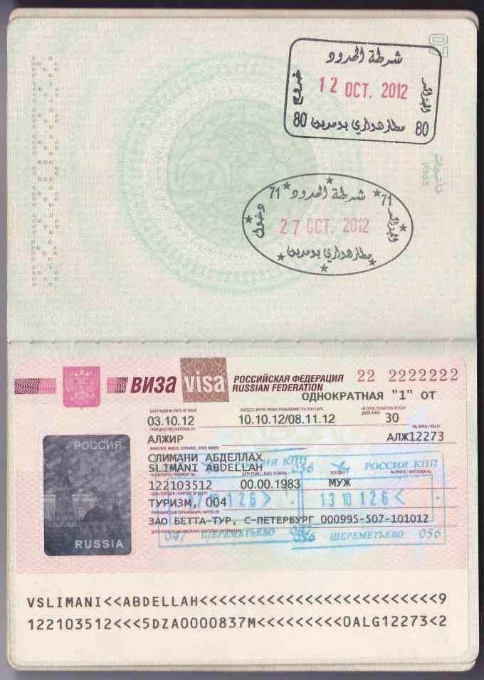De quelle nationalité sont les deux diplomates qui se sont vus refuser leur visa pour la Russie ?