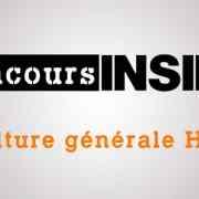 Culture générale HEC 2018 – Sujet