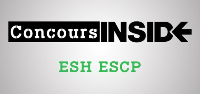 ESH ESCP 2018 – Sujet