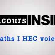 Maths HEC 2017 ECE – Sujet