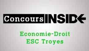 Eco-Droit ESC Troyes