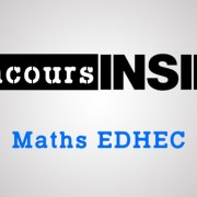 Analyse du sujet de maths EDHEC 2017 ECS