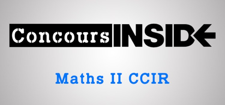 Maths 2 ESSEC 2018 – Analyse du sujet