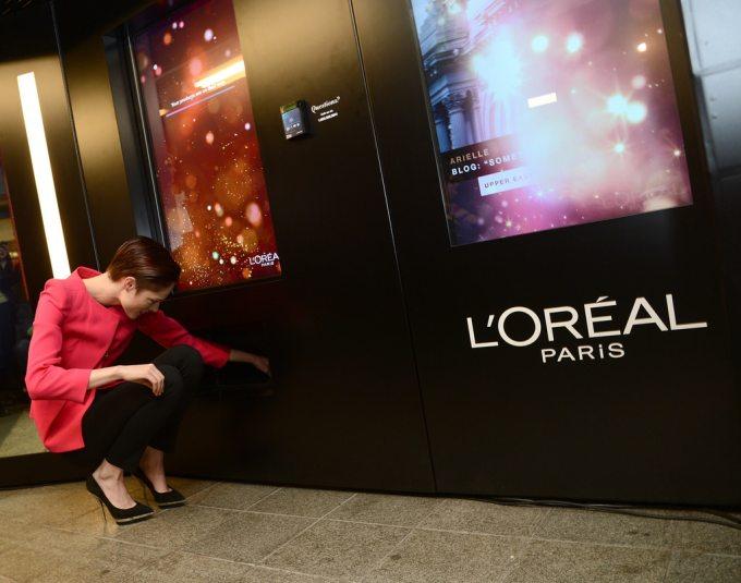 L'Oréal est le numéro un des cosmétiques dans le monde, il s'agit d'un groupe...