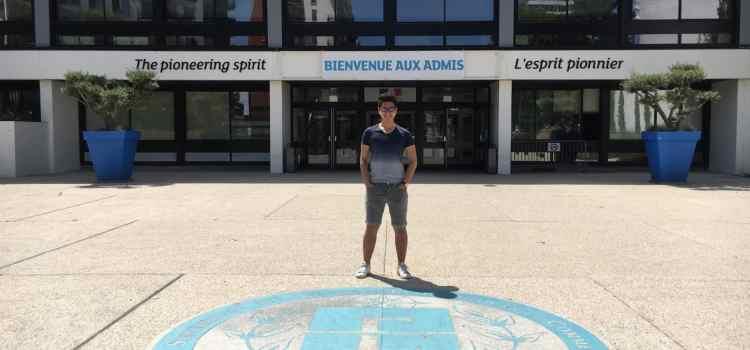 Interview d'Henry Tran (Le Rire Jaune) – futur étudiant à l'ESSEC