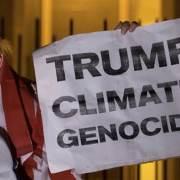 Trump et l'environnement : gabegie en vue