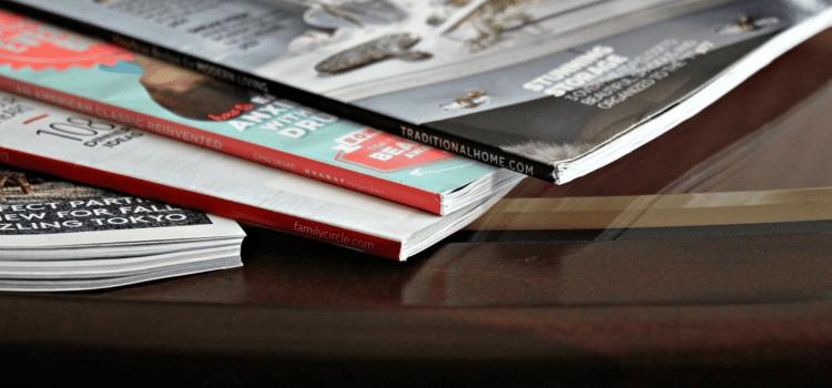 Lire un article d'économie