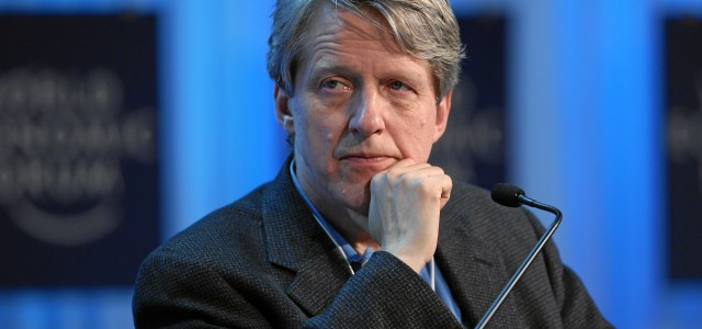 Fiches #1 – « Human Behaviour And The Efficiency of the Financial System » – Robert J. Shiller