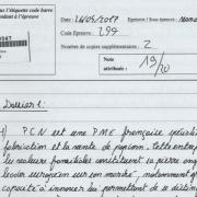 Analyse de copie Management HEC notée 19/20