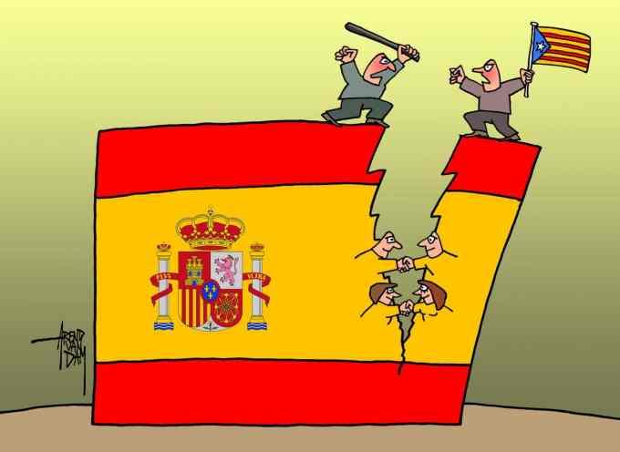 Quel est le nom de la région fictive espagnole indépendante (avec un président et un drapeau !) n'existant que sur internet ?