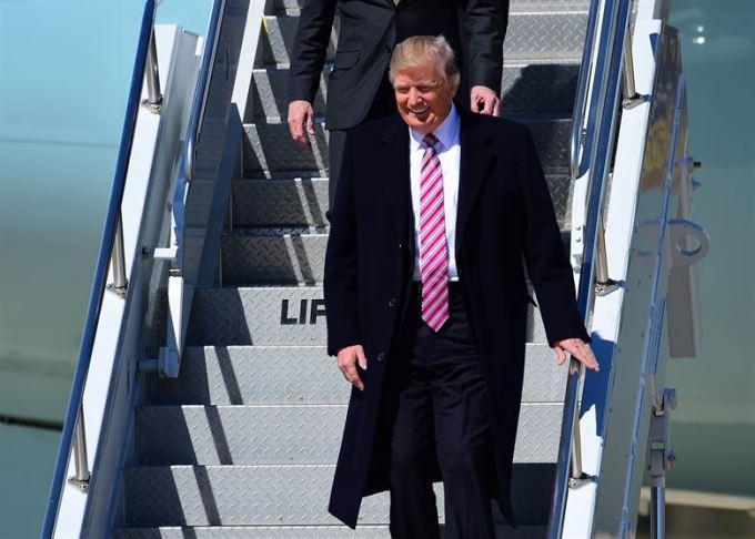 Quelle est la priorité de Donald Trump pour 2018 ?
