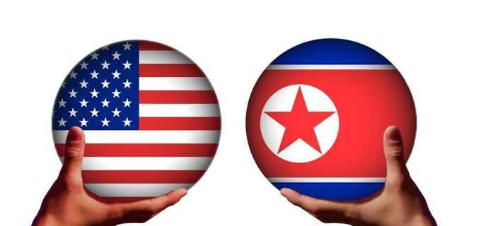 Quel pays a protesté contre les nouvelles sanctions américaines à l'encontre de la Corée du Nord ?