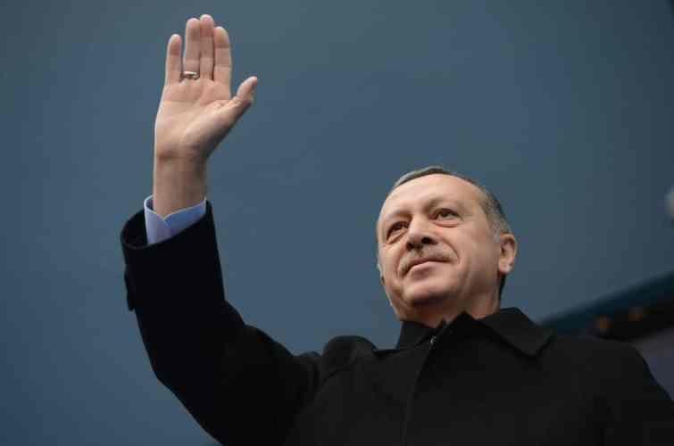 Avec quel pays Erdogan a-t-il signé des accords favorisant les échanges commerciaux ?