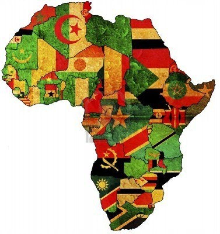 L'invasion de criquets au niveau de la Corne de l'Afrique s'étend sur une surface de la taille...