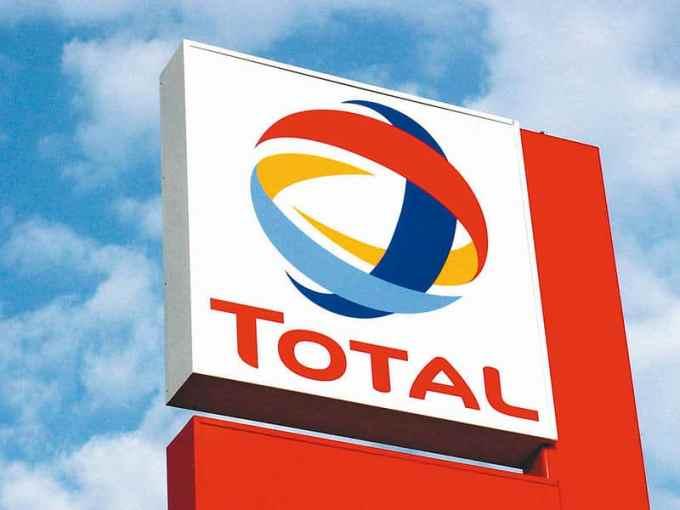 Quelle entreprise Total a-t-elle décidé de racheter ?